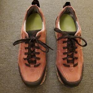 Clark's gym shoes